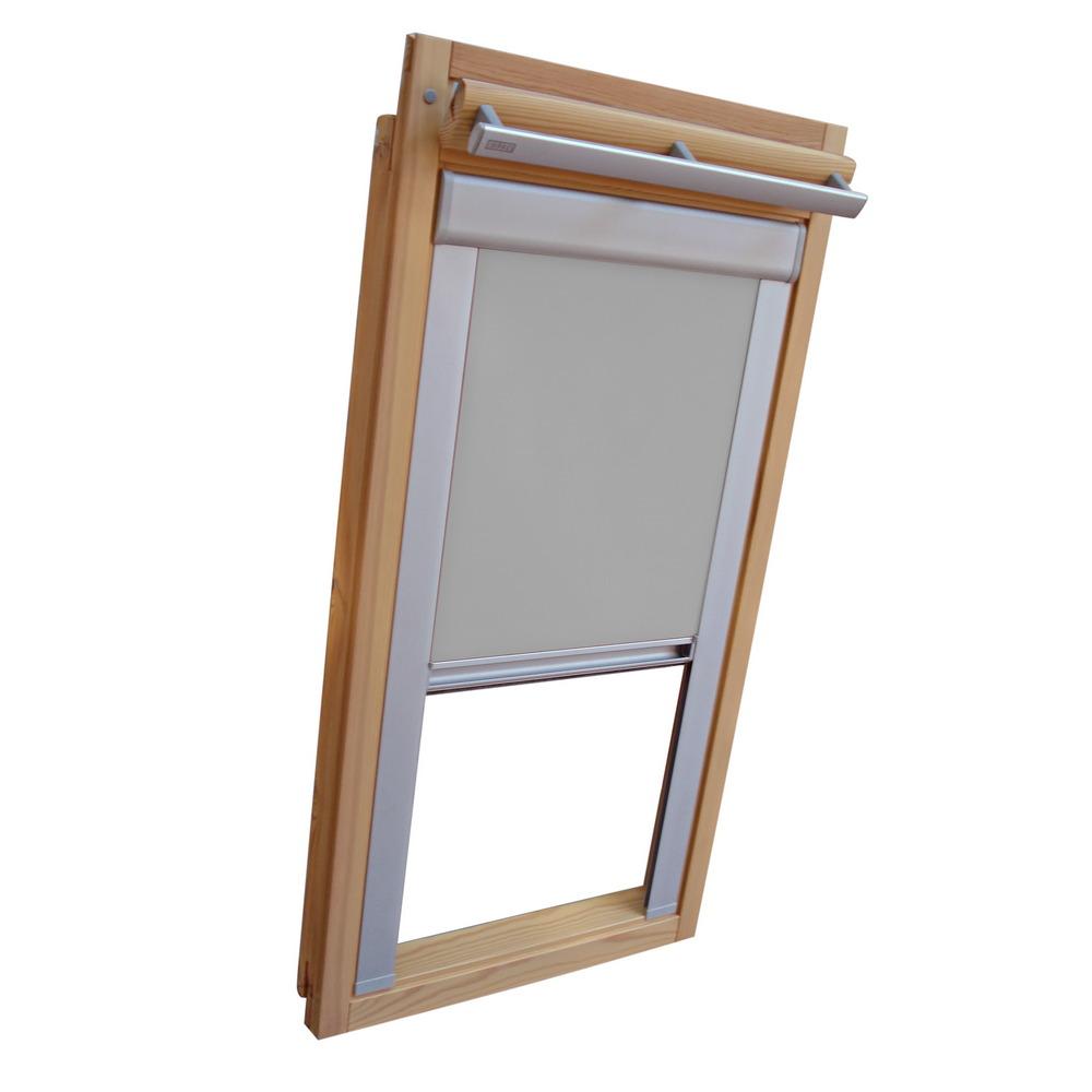 Pénombre Store fenêtre fenêtre fenêtre de toit store à enrouleur pour VELUX Ve/RU/VS-Gris a432f9