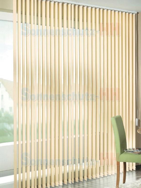 vertikal lamellen vorhang lamellenvorhang 63 mm 89mm 127mm. Black Bedroom Furniture Sets. Home Design Ideas