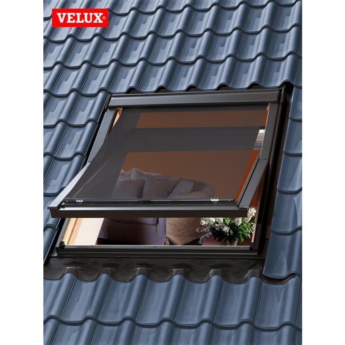 original velux hitzeschutz markise f r vl vu vku mhl y. Black Bedroom Furniture Sets. Home Design Ideas